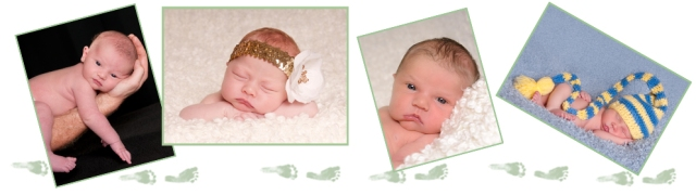 Website banner for Adelaide Baby Photos